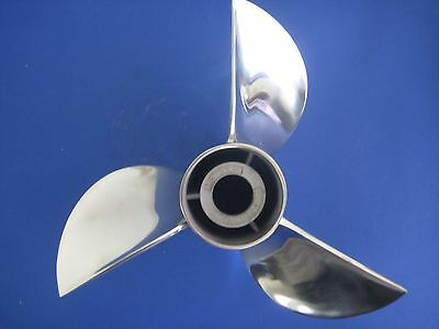 Signature  Propeller for F4 Mercury Outboard Racing  Cleaver 12 X 20  F20R3R-114