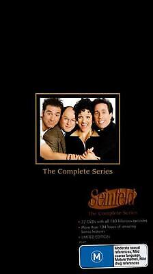 Seinfeld: The Complete Collection (Seasons 1 - 9) - DVD Region 4