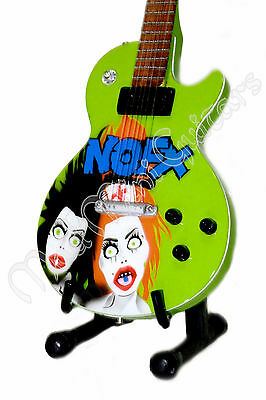 Miniature Guitar NOFX with free stand no fx