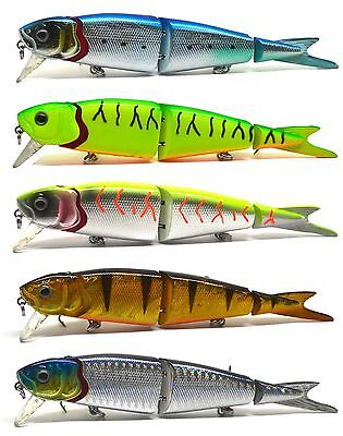 "5.5"" 4Play Herring liplure Angling Fishing Lure Bait Swimbait Life-like Sinking"