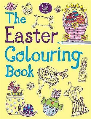 The Easter Colouring Book, , New