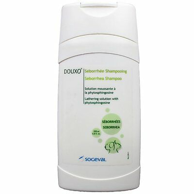 Douxo Seb Shampoo, 200ml, Premium Service, Fast Dispatch.