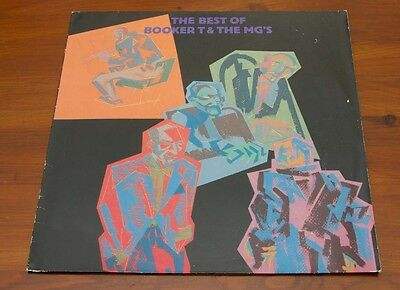 The Best Of Booker T & The Mg's - Vinyl / Lp - K40072 - Good Condition