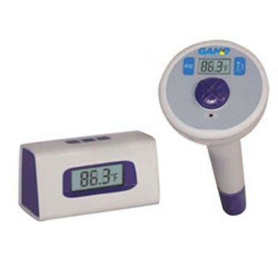 Game Wireless Digital Indoor / Outdoor Thermometer For Pool Spa Hot Tub Water