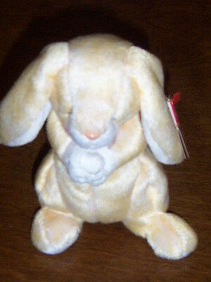 e31ead146ef RETIRED TY BEANIE Baby Grace The Praying Bunny Mint With Tags ...