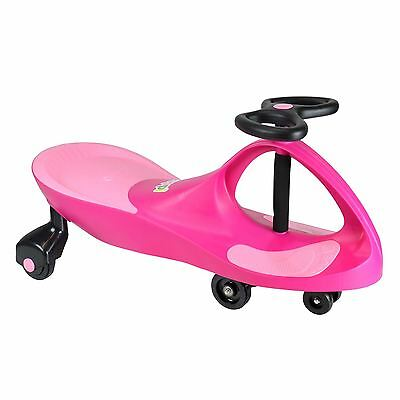 boppi Wiggle Car Swing Ride On Scooter Push Gyro Twist & Go Wheel Kids Toy Child