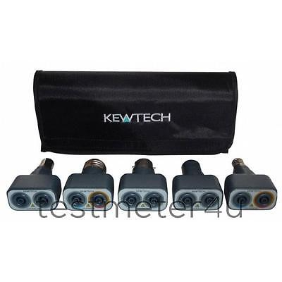Kewtech Lightmate Kit - All 5 Lightmates