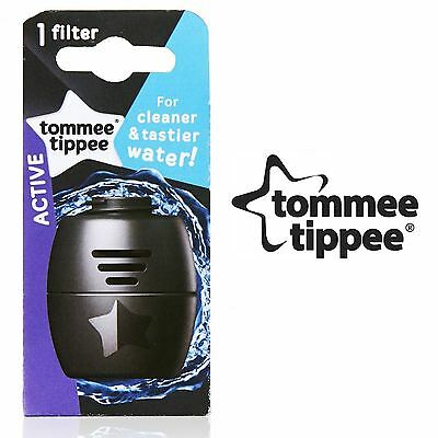 New Tommee Tippee Explora Bottle Replacement Filter For Childrens Water Bottle