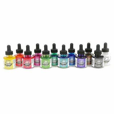 Dr.Ph.Martin's Bombay India Drawing Ink 30ml Bottle - All Available Colours
