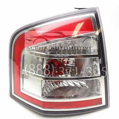 New OEM Ford Edge Rear Left Driver Chrome Tail Light Tail Lamp 7T4Z13405B
