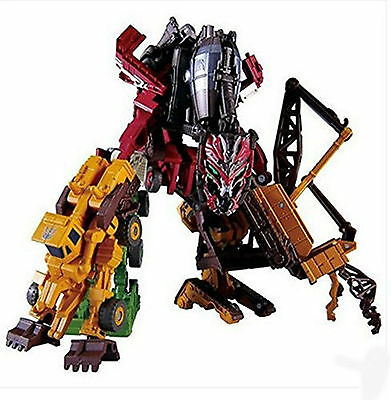 Devastator Advanced 7 Robots Transformers Movie Ages 4+ Toy Gift Play Boys Girls