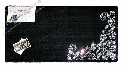 Jcd~Wool Pony Mini Bling Show Saddle Blanket Pad Western Barrel Racing Leadline