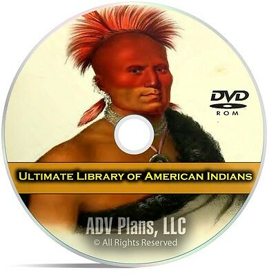 413 Books, American Indian Library, The Navajo, The Incas, Apache, PDF DVD E69