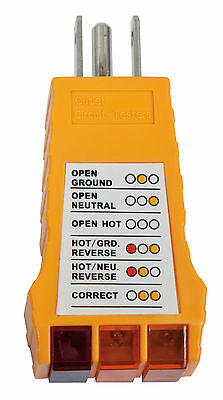 Klein Tools RT100 Receptacle Tester - NEW **Free Shipping**