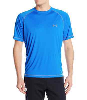 Under Armour Heatgear Men's Shortsleeve Running T-Shirt - Small