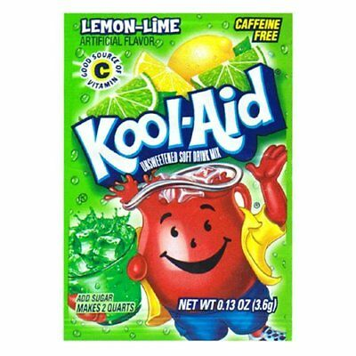 Kool-Aid Drink Mix Lemon-Lime 10 count