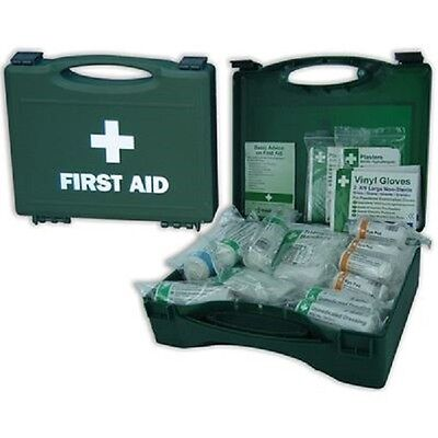 Emergency First Aid Kit Premium HRS Sterile Box for Home Office Travel Holyday