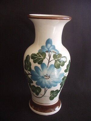 "Elegant Vase ~Floral Decoration ~Traditional Styling ~7.5"" Tall"