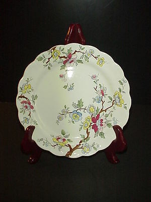 Booths Chinese Tree Lunch Plate