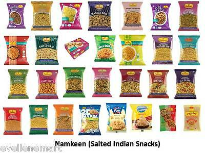 Haldiram  Choose from Variety of Indian Snacks  Namkeen / Papad / Sweets
