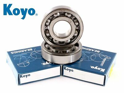 Kawasaki KDX 200 / 220 - Genuine Koyo Mains Crank Bearings Set
