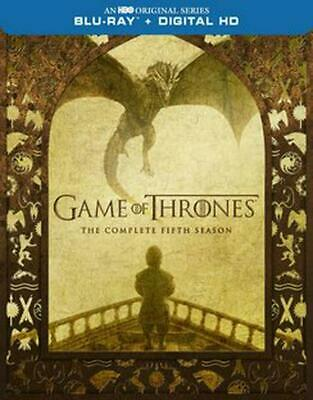 Game of Thrones: Season Five - BLU-RAY Region 1 Free Shipping!
