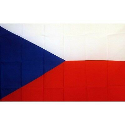 Czech Republic 3 x 5' Banner National Flag 90cm x 150cm