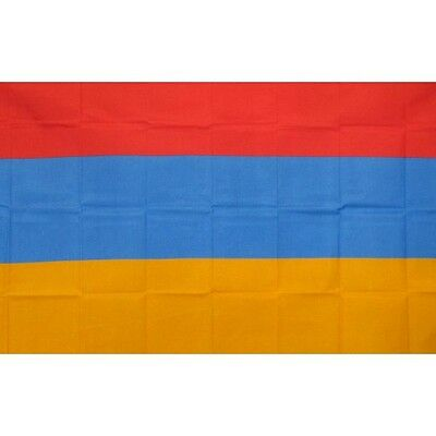 Armenia 3 x 5' Quality Banner National Flag 90cm x 150cm