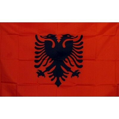 Albania 3 x 5' Banner National Flag 90cm x 150cm