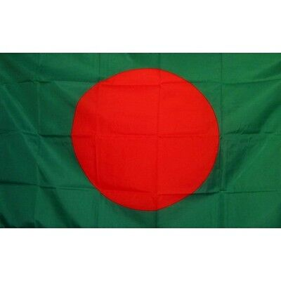 Bangladesh 3 x 5' Banner National Flag 90cm x 150cm