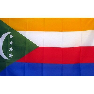 Comoros 3 x 5' Banner National Flag 90cm x 150cm