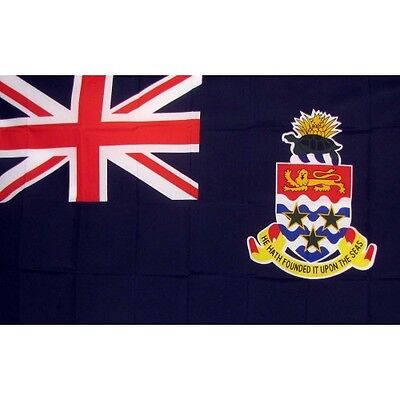 Cayman Islands 3 x 5' Banner National Flag 90cm x 150cm