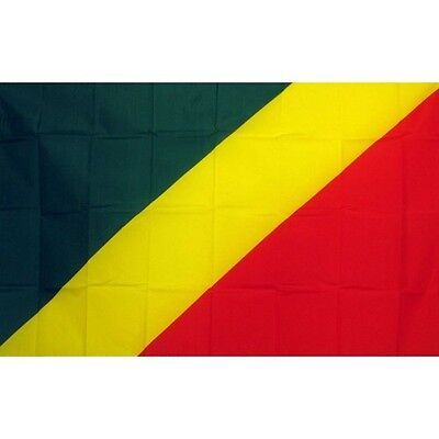 Congo Republic 3 x 5' Banner National Flag 90cm x 150cm