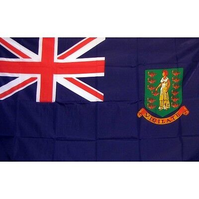 British Virgin Islands 3 x 5' Banner National Flag 90cm x 150cm