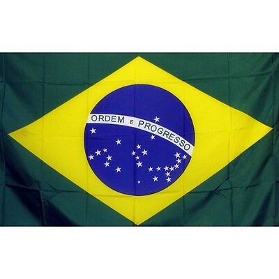 Brazil 3 x 5' Banner National Flag 90cm x 150cm