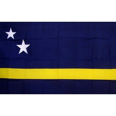 Curacao 3 x 5' Banner National Flag 90cm x 150cm