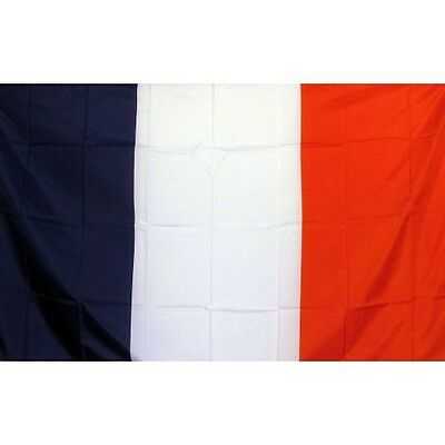 France 3 x 5' Banner National Flag 90cm x 150cm