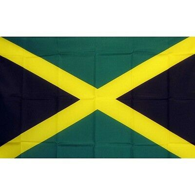 Jamaica 3 x 5' Banner National Flag 90cm x 150cm