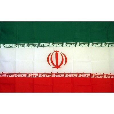 Iran (New) 3 x 5' Banner National Flag 90cm x 150cm