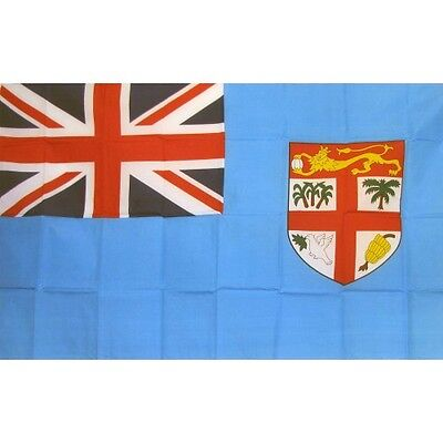 Fiji 3 x 5' Banner National Flag 90cm x 150cm