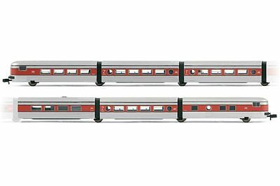 ARNOLD HN4036 N 1/160 Coach set Talgo 6 pieces RENFE