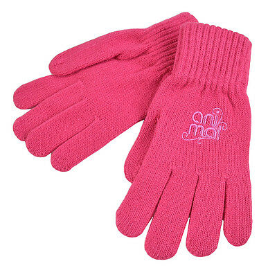 Ladies Fluorescent Pink 'Jizera' Gloves by Animal