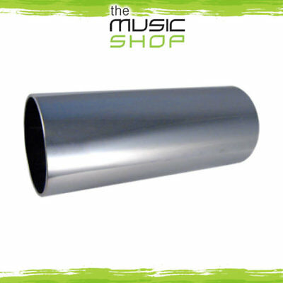 Brand New Ernie Ball Chrome Plated Brass Ring Guitar Slide - 4235