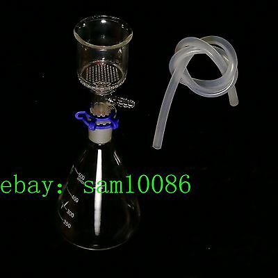 500mL,24/40,Suction Filtration Device, Buchner Funnel and 500mlGlass Flask