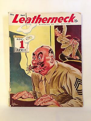 Leatherneck Magazine of the Marines April 1946