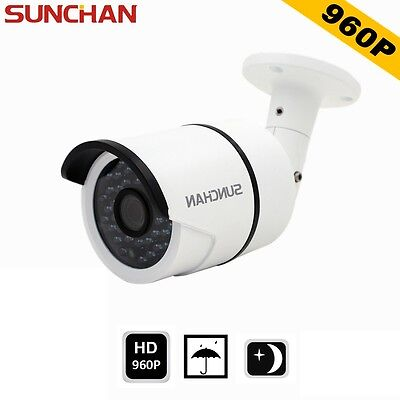 960P AHD Waterproof Outdoor IR Color Night Vision 3.6mm HD CCTV Security Camera