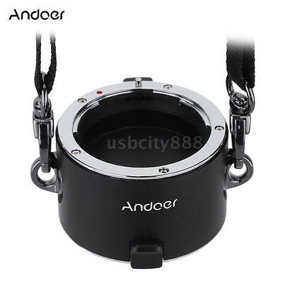 Andoer Dual Lens Holder for Nikkor Sigma Tamron Zeiss Tokina F-Mount Lens Y8A7