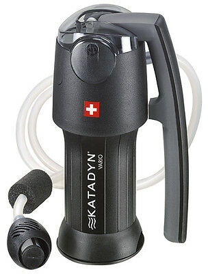 Katadyn Vario Endurance Water Filter -  Outdoors, Camping, Sailing, Hiking etc