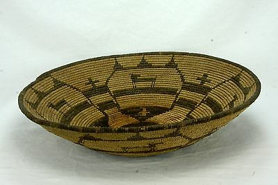 Antique Native American Apache Basket ca1900