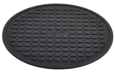 Genware Flexible Silicone Trivet Heat Proof Mat 23cm Surface Protector
